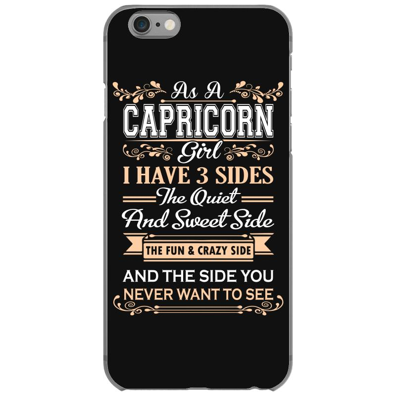 As A Sagittarius Girl I Have Three Sides Iphone 6/6s Case | Artistshot