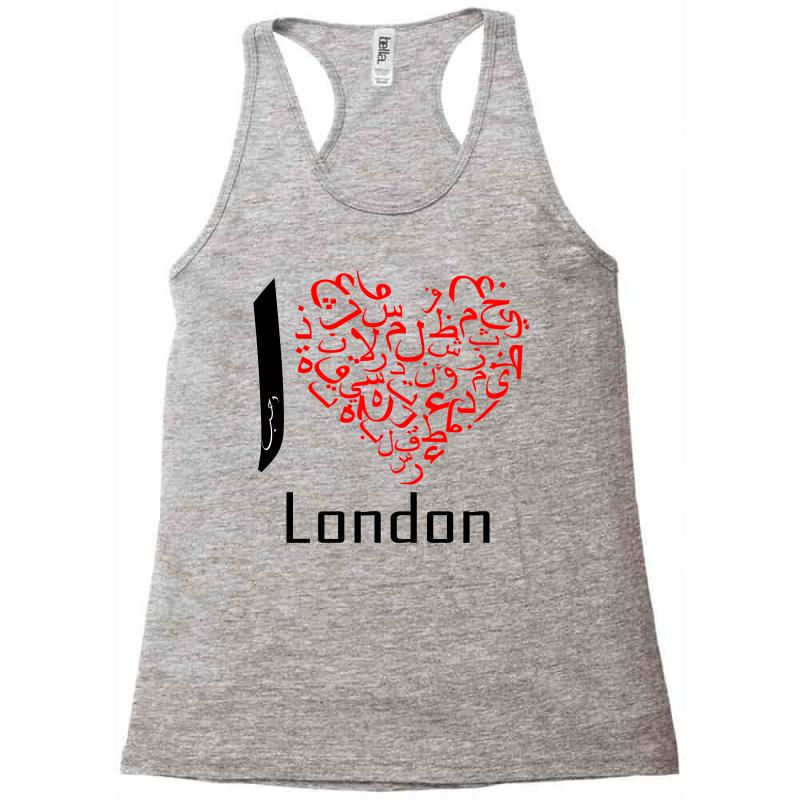 Love London 7 Racerback Tank | Artistshot