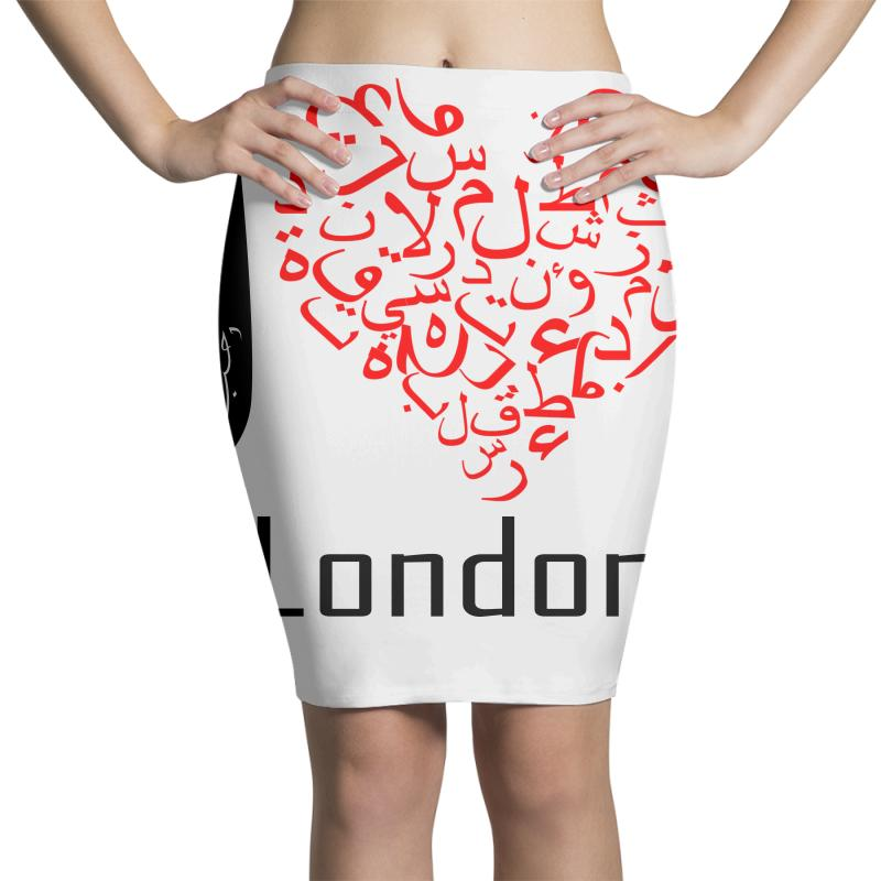 Love London 7 Pencil Skirts | Artistshot