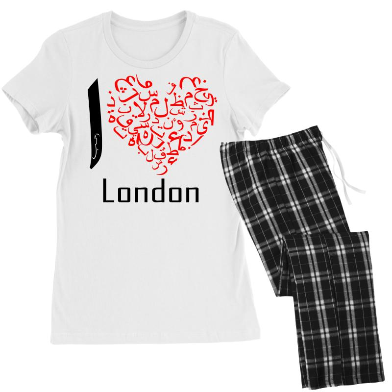 Love London 7 Women's Pajamas Set | Artistshot