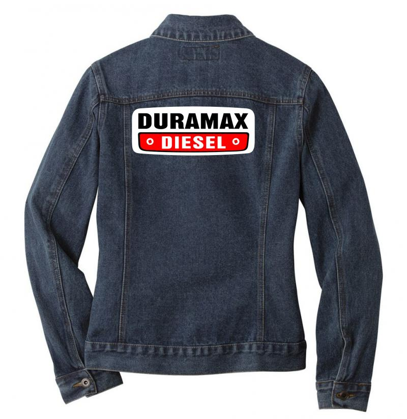 Duramax Diesel Ladies Denim Jacket | Artistshot