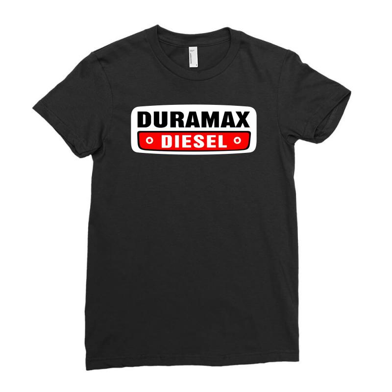Duramax Diesel Ladies Fitted T-shirt | Artistshot