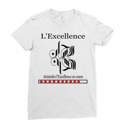 l'excellence7 Ladies Fitted T-Shirt | Artistshot