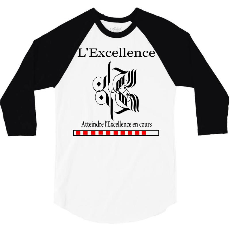 L'excellence7 3/4 Sleeve Shirt | Artistshot