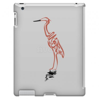 Cygne 2 Ipad 3 And 4 Case Designed By Nowlam
