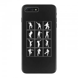 fortnite emotes iPhone 7 Plus Case | Artistshot