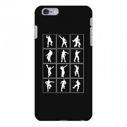 fortnite emotes iPhone 6 Plus/6s Plus Case | Artistshot