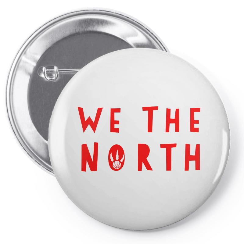 We The North Pin-back Button | Artistshot
