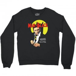 man in black Crewneck Sweatshirt | Artistshot