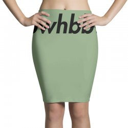 swhbb logo Pencil Skirts | Artistshot