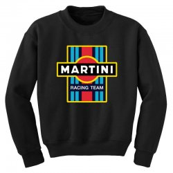 martini racing team Youth Sweatshirt | Artistshot