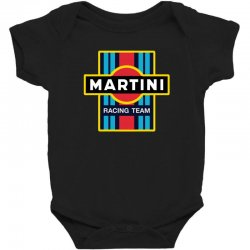 martini racing team Baby Bodysuit | Artistshot