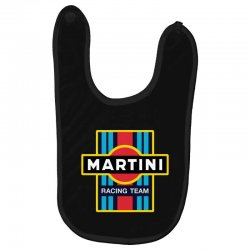 martini racing team Baby Bibs | Artistshot