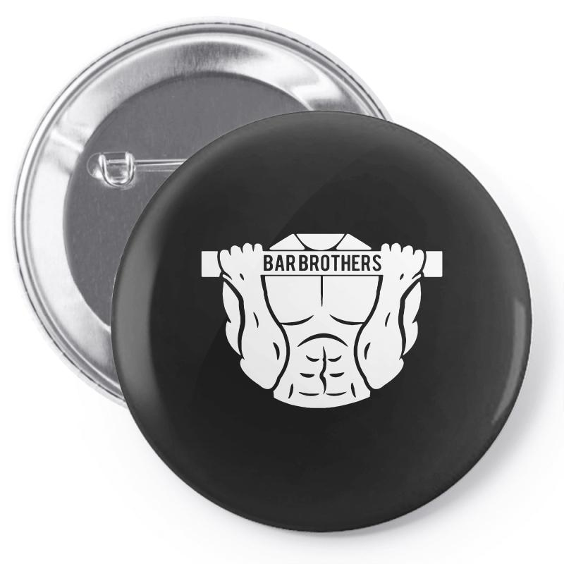 Bar Brothers Pin-back Button | Artistshot
