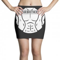bar brothers Mini Skirts | Artistshot