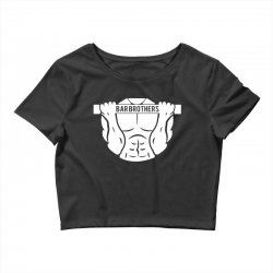 bar brothers Crop Top | Artistshot