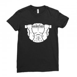 bar brothers Ladies Fitted T-Shirt | Artistshot