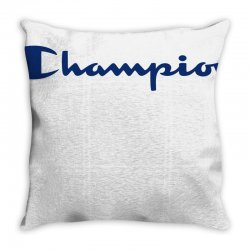 champion sports Throw Pillow | Artistshot