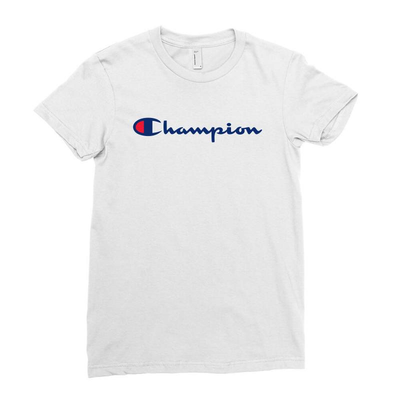 Champion Sports Ladies Fitted T-shirt | Artistshot