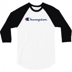champion sports 3/4 Sleeve Shirt | Artistshot