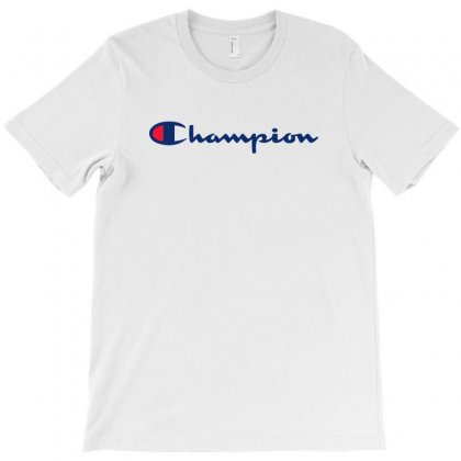 Champion Sports T-shirt Designed By Akhtar21
