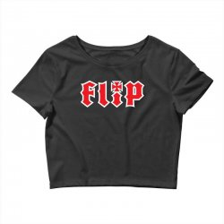 flip Crop Top | Artistshot
