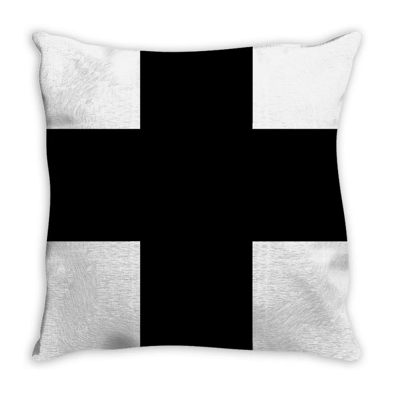 Garrix + Throw Pillow | Artistshot