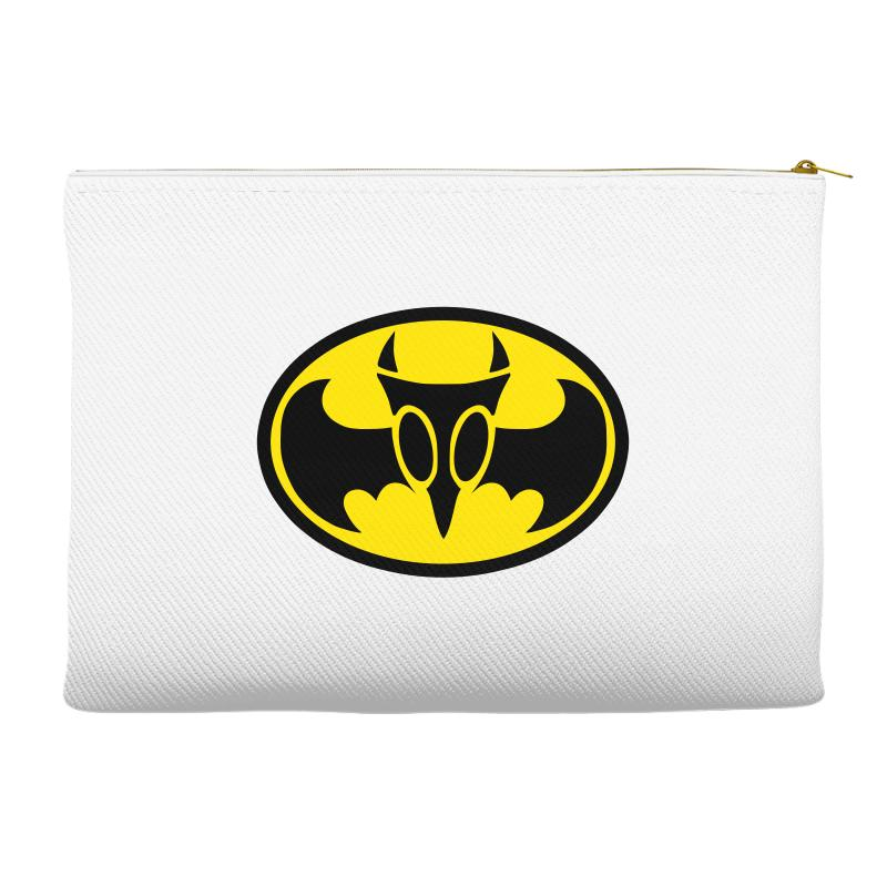 Bat Invader Accessory Pouches | Artistshot