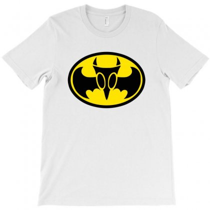 Bat Invader T-shirt Designed By Noir Est Conception