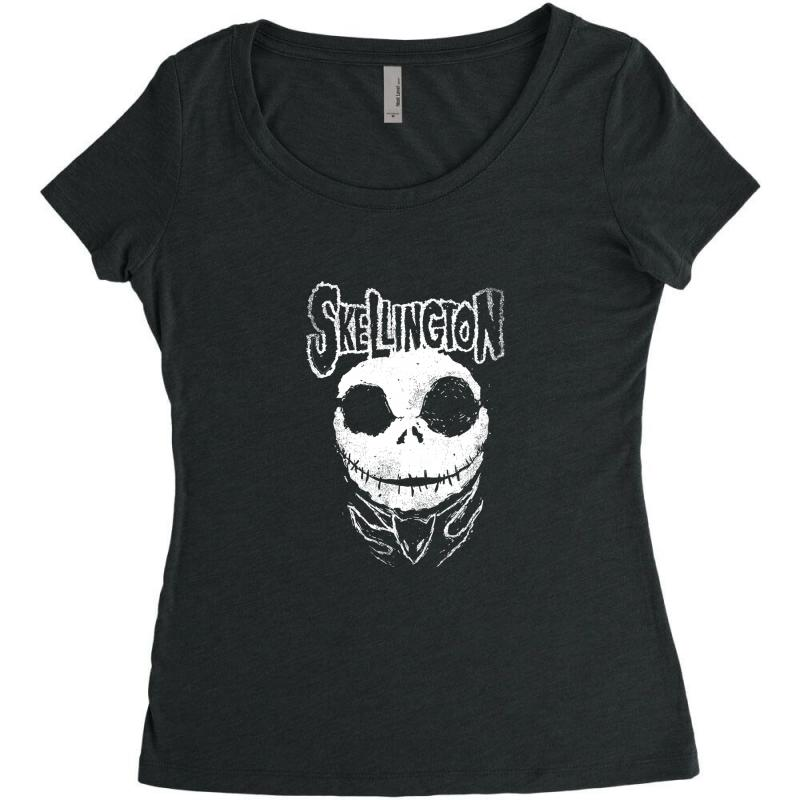 Christmisfit Women's Triblend Scoop T-shirt | Artistshot