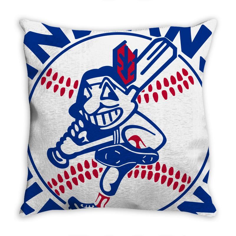 Cleveland Indians Throw Pillow | Artistshot