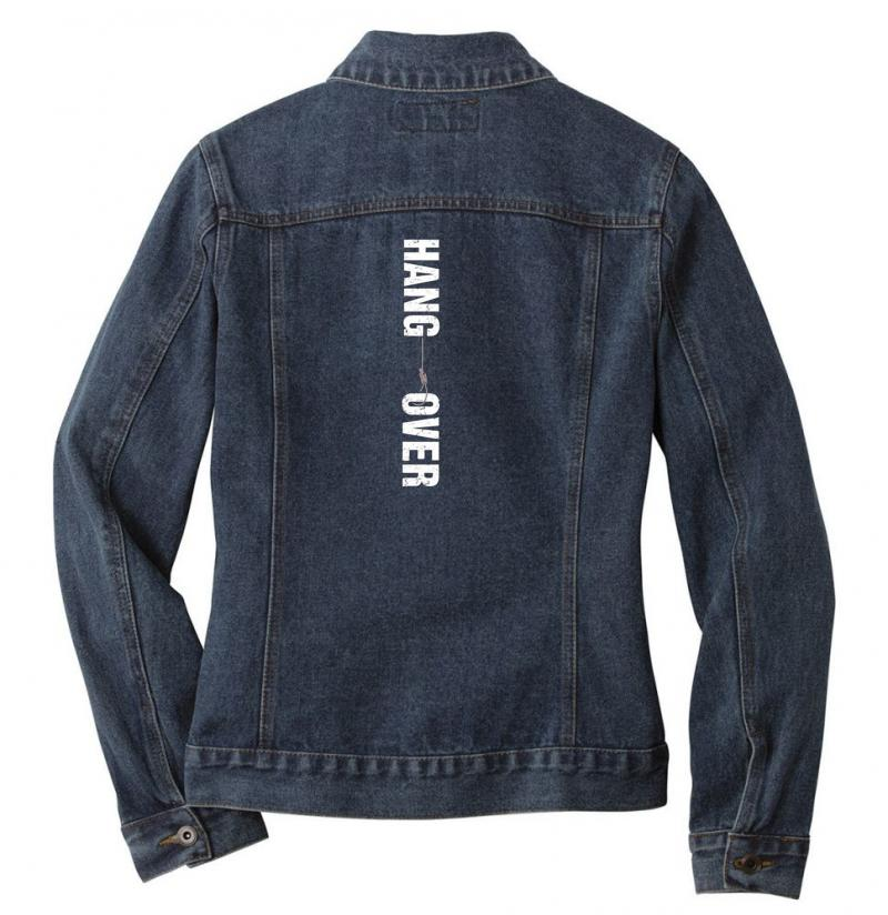 Hangover Ladies Denim Jacket | Artistshot