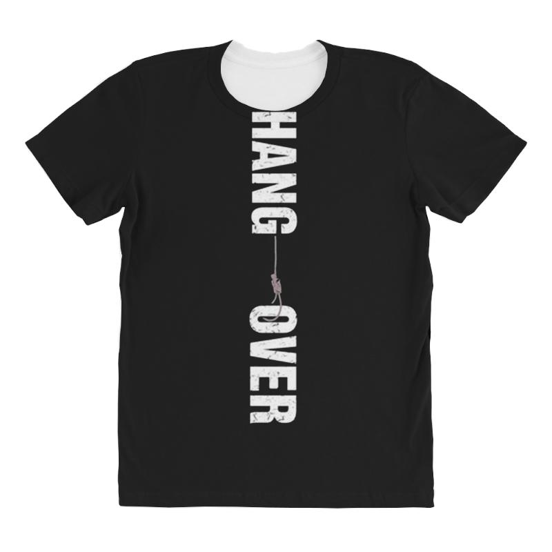 Hangover All Over Women's T-shirt | Artistshot