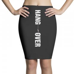 hangover Pencil Skirts | Artistshot