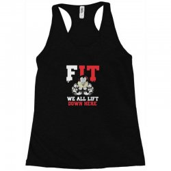 fit we all Racerback Tank | Artistshot