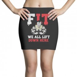 fit we all Mini Skirts | Artistshot