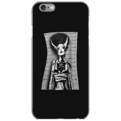 skull woman iPhone 6/6s Case | Artistshot