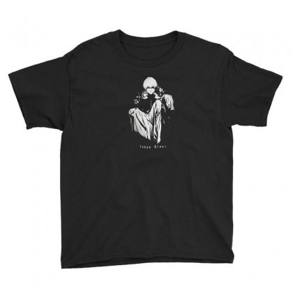 Tokyo Ghoul Youth Tee Designed By Disgus_thing