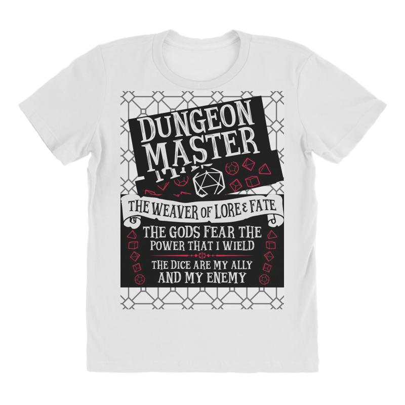 Dungeon Master, The Weaver Of Lore & Fate All Over Women's T-shirt | Artistshot