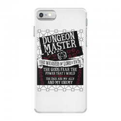 Dungeon Master, The Weaver of Lore & Fate iPhone 7 Case | Artistshot