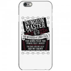 Dungeon Master, The Weaver of Lore & Fate iPhone 6/6s Case | Artistshot