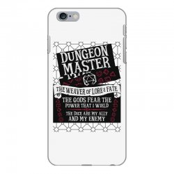 Dungeon Master, The Weaver of Lore & Fate iPhone 6 Plus/6s Plus Case | Artistshot