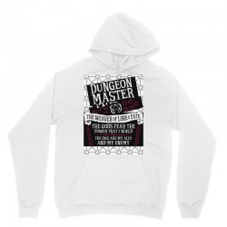 Dungeon Master, The Weaver of Lore & Fate Unisex Hoodie | Artistshot