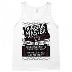 Dungeon Master, The Weaver of Lore & Fate Tank Top | Artistshot