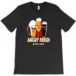 angry beers T-Shirt | Artistshot
