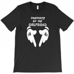 girlfriend T-Shirt | Artistshot