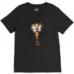cartoons V-Neck Tee | Artistshot