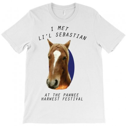 I Met Lil Sebastian T-shirt Designed By Bettercallsaul