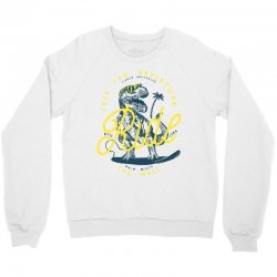 Seek The Adventure Chase Mavericks Ride Palm Beach The Wave Crewneck Sweatshirt | Artistshot