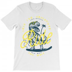 Seek The Adventure Chase Mavericks Ride Palm Beach The Wave T-Shirt | Artistshot